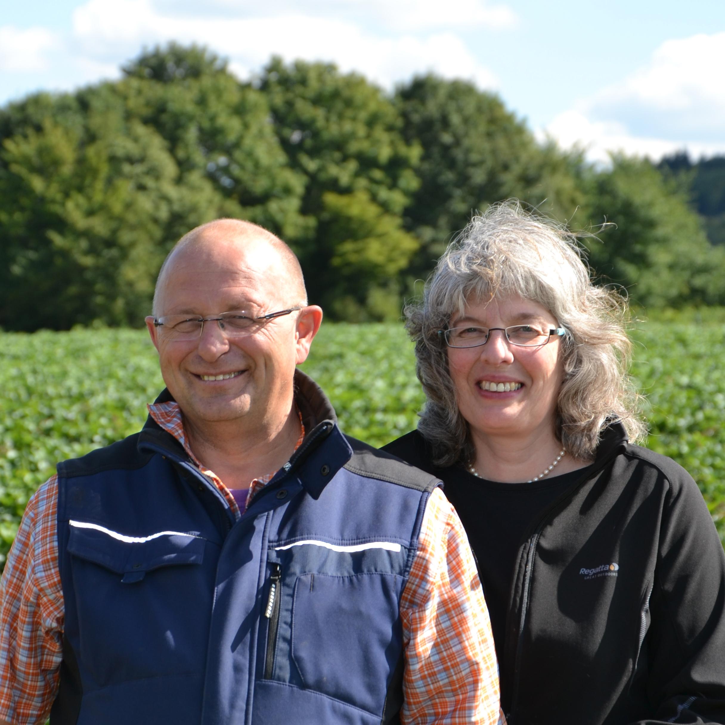 Bernhard und Magret Grieshop