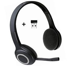 Das Bild zeigt ein Headset auf einem weißen Hintergrund